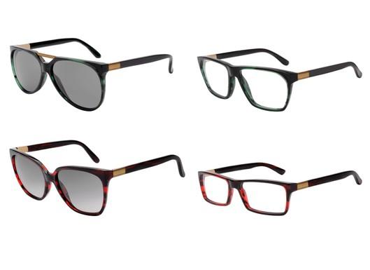 Gucci Safilo Eyeglass Frames : Gucci Creates Eco-Friendly Glasses ITALY Magazine