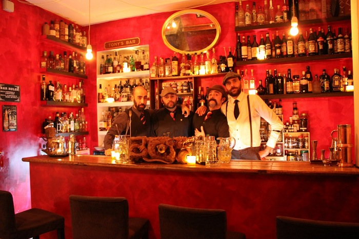 Rome and milan featured in the world 39 s 50 best bars 2013 for Best clubs in milan