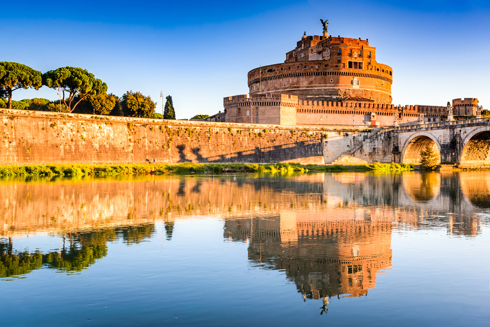 new itinerary Castel Sant'Angelo