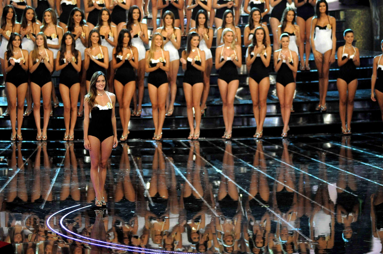 Miss U 2012