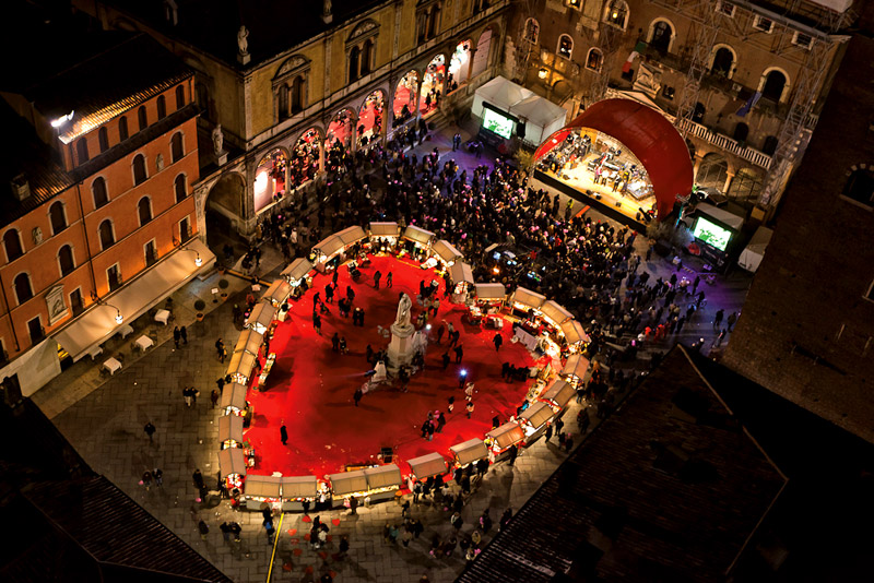 Verona Celebrates Love In Style With Four Day Event Italy Magazine