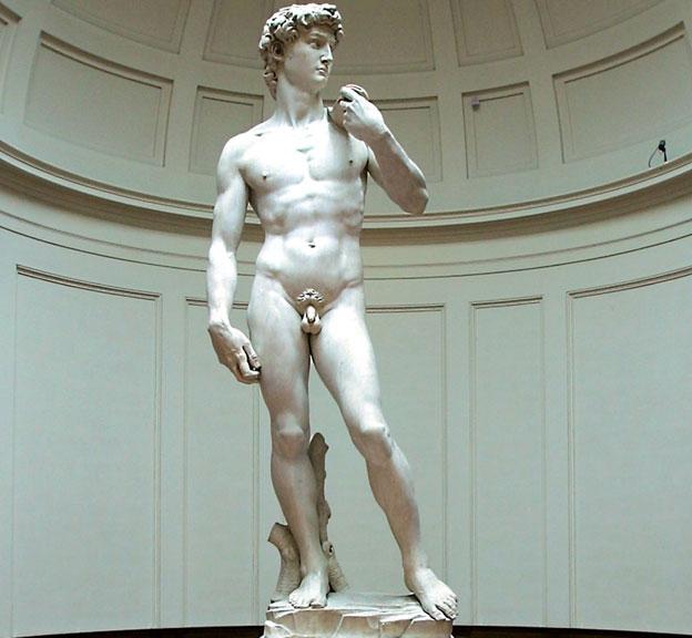 3292e5b17e Michelangelo's David at Risk of Collapsing   ITALY Magazine