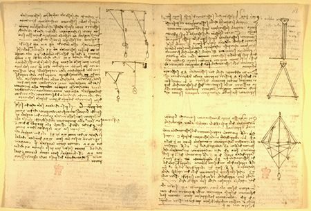 Essay on the biography of Leonardo Da Vinci