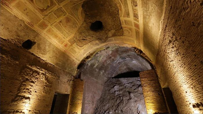 Domus Aurea In Rome Reopens To The Public Italy Magazine
