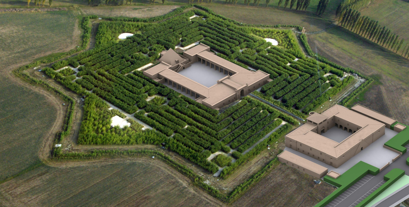 World's Largest Maze Set To Open In Italy In 2014