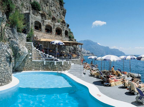 Italian Hotels Top Condé Nast Traveler European Gold List