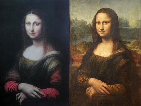 Mona Lisa S Twin Unveiled At The Prado Museum Italy Magazine