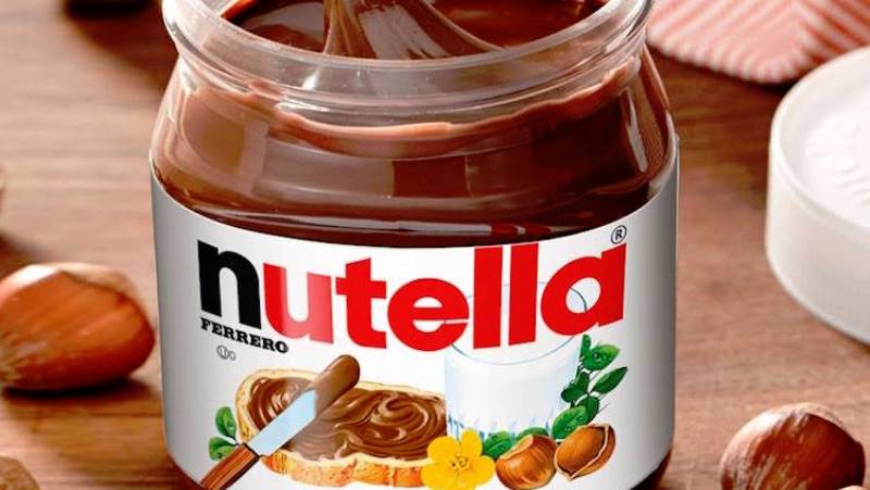 Nutella recipe change