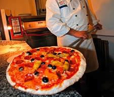 Пицца – история блюда через века