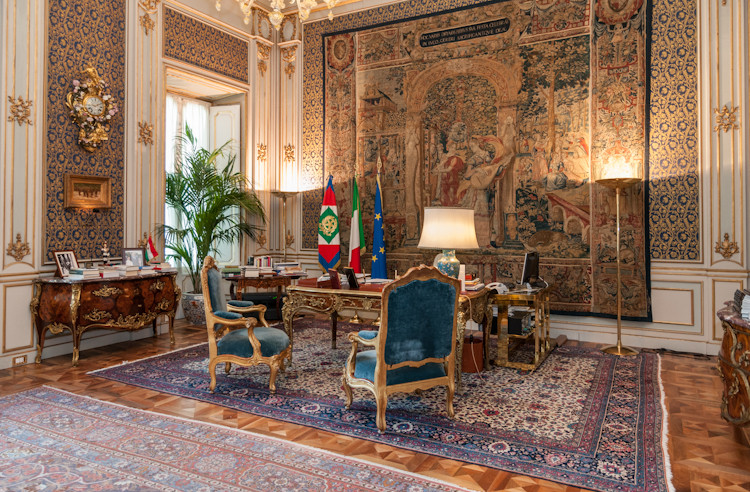 Magnificent quirinale palace opens its doors to the public for Day office roma