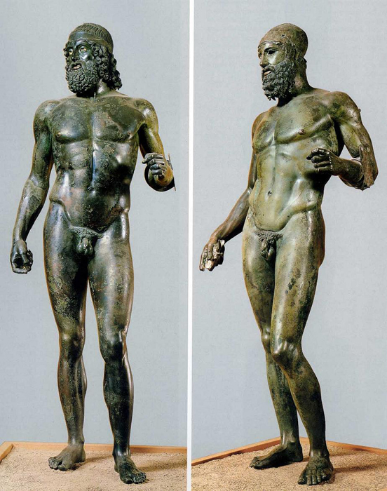 Scientific Committee to Determine if Riace Bronzes Can Be ...