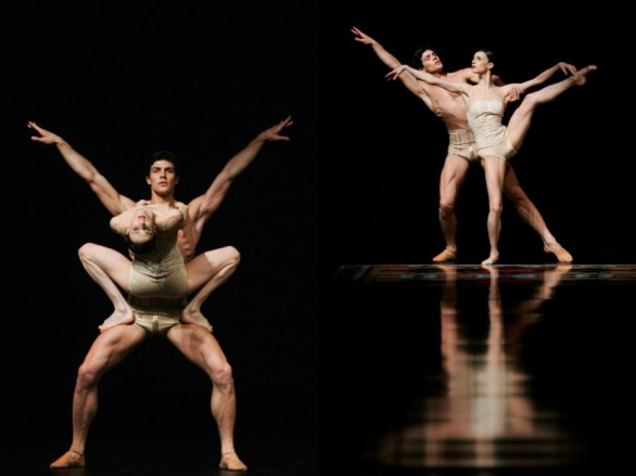 Roberto Bolle and Friends on Stage at Rome39;s Baths of Caracalla