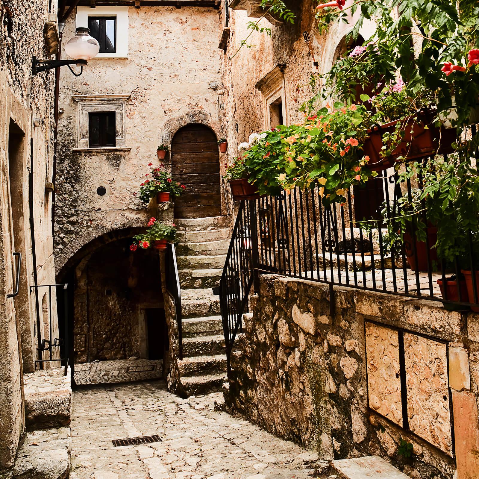 Abruzzo villages