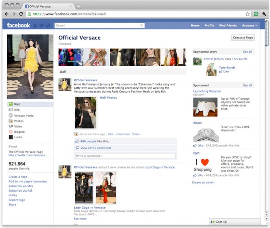 Versace Jeans Under Fire On Facebook Italy Magazine