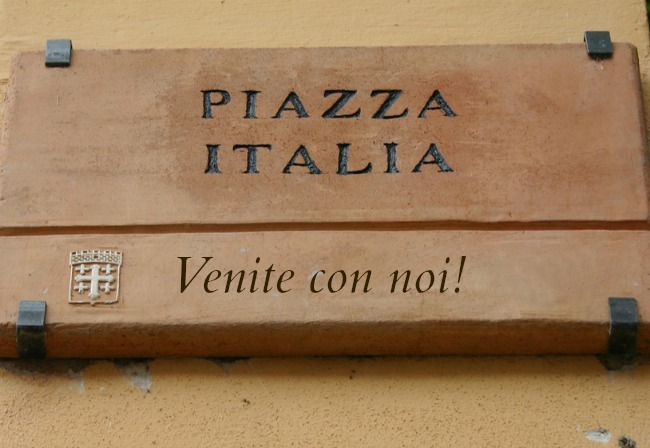 how to say when in italian