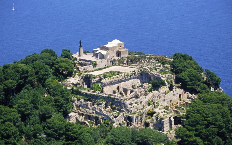 Discover Capri U0026 39 S Villa Jovis