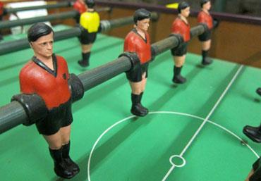 Sicilian Mayor Bans Table Football Italy Magazine