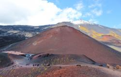 Hiking on Mount Etna