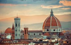 Florence Cathedral skyline