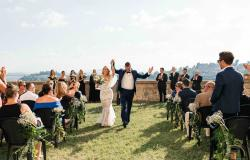 Petritoli Wedding Destination Garden Ceremony