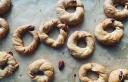 Taralli with lard and pepper