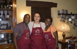 The Italian on Tour - cooking classes