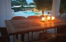 Trullo Vista Blu with pool sleeps 6 - between Ostuni and Martina Franca
