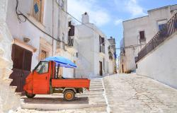 Puglia's white cities