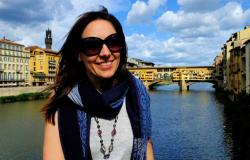 Aisling Sullivan in Florence