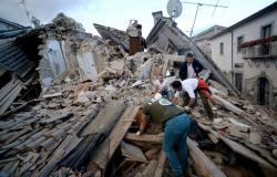 central Italy earthquake