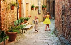 What to Do with Kids in Southern Tuscany