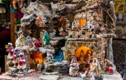 naples nativity scenes