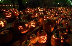 where to celebrate Halloween in Italy