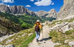 Hiking in Italy's Dolomites