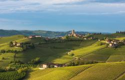 Italy wine villages