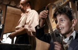 A scene out of Nuova Cinema Paradiso