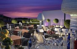 best hotels for aperitivo in Rome