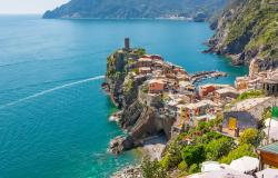 Picturesque view of Corniglia