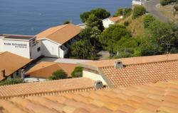 An Beautiful two levels with fantastic sea view in Scalea 4