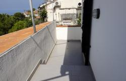 An Beautiful two levels with fantastic sea view in Scalea 5