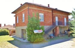 Montegabbione, independent house with land and olive trees OR840M 0