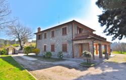 Restored farmhouse with land in panoramic location OR6140 0