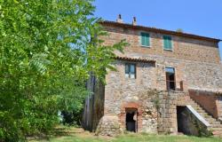 Ficulle, traditional farmhouse with land panoramic location rif.OR650M 0