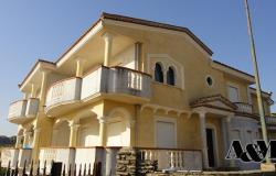 An beautifull semi detached villa with stunning view in Scalea Monticello 0