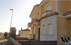 An beautifull semi detached villa with stunning view in Scalea Monticello 3