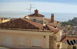 An beautifull semi detached villa with stunning view in Scalea Monticello 6