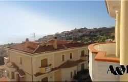 An beautifull semi detached villa with stunning view in Scalea Monticello 7