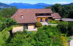 Exclusive Villa in Arona with magnificent views of Lake Maggiore 0