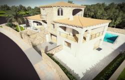New large Villa in Sardinia Cannigione 0