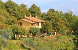 Cibottola, restored country house with land and open views Ref.PE8066M 0
